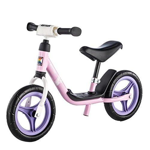 Kettler Laufrad RUN GIRL 10 Zoll (Lauffahrrad für Kinder 2 – 4 Jahre; 80 x 49 x32,5 cm) 0T04065-0050