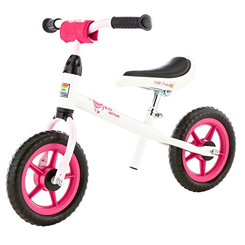 Kettler Laufrad Speedy - Reifengröße: 10 Zoll, ab 2 Jahren geeignet - der Testsieger - Lauflernrad für Jungs und Mädchen - TÜV geprüfte Sicherheit